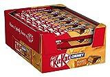 Nestlé KitKat ChunKy Peanut Butter, Schokoriegel in Milchschokolade, mit Erdnussbutter & knuspriger...