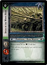 LOTR TCG ROS RISE OF SARUMAN SPEAR OF THE WHITE HAND 17U117