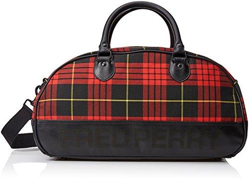Fred Perry Subculture Tartan Grip Bag 7010 943-Bolsos