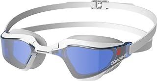 SWANS(スワンズ) 競泳用 スイミングゴーグル ヴァルキリー ミラーレンズ PREMIUM ANTI-FOG SR-72MPAF