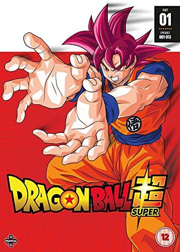 Dragon Ball Super Season 1 - Part 1 (Episodes 1-13) [2 DVDs] [UK Import]