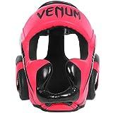 Venum Elite Headgear, Neon Pink