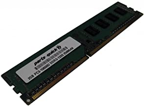 2GB Memory Upgrade for ASUS M4 Motherboard M4N98TD EVO DDR3 PC3-10600 1333MHz DIMM Non-ECC Desktop RAM (PARTS-QUICK Brand)