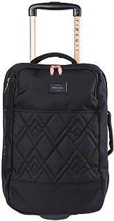 Rip Curl Women's F Light Cabin Rose 35L Travel Bag Polyester Black
