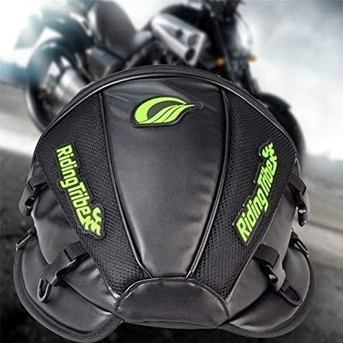 7eda1ec85ae2 KaTur Motorcycle Backseat Tank Bag Multifunctional Waterproof PU Leather  Storage Saddle Bag Motorbike Rear Seat Super