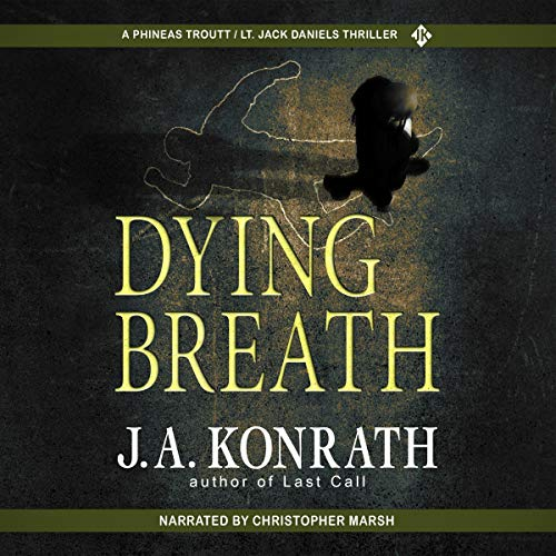 Dying Breath: Jack Daniels and Associates Mysteries, Book 5