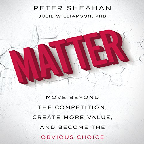 Matter audiobook cover art