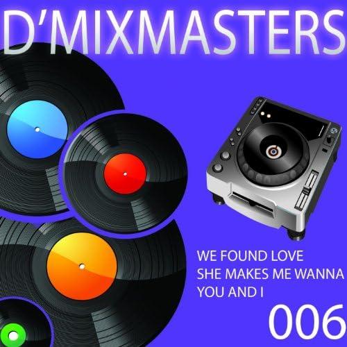 D'Mixmasters, Housecream & Hanna