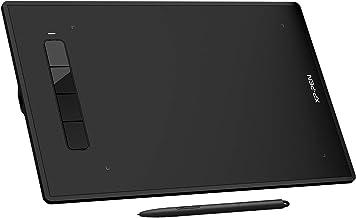 XP-PEN Star G960S Graphics Drawing Tablet 9 x 6 inch with 8192 Levels Pressure Sensitivity Tilt Support Passive Pen 4 Shortcut Keys