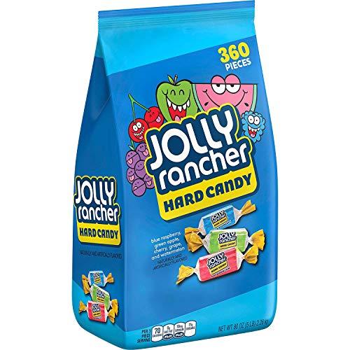 New JOLLY RANCHER Hard Candy, Bulk Candy, 5 Pounds
