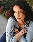 Andie MacDowell Autographed Photo