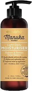 Essano Manuka Honey Light Daily Moisturiser - Hydrate and Restore Skins Balance, 100ml