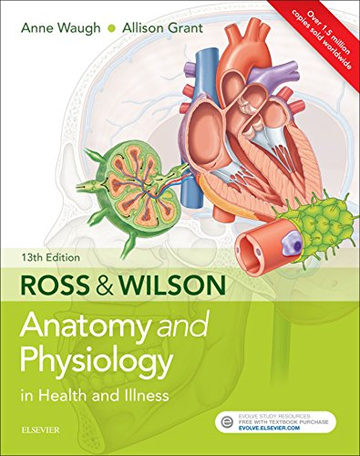 51BxhWjX1yL - Ross & Wilson Anatomy and Physiology in Health and Illness E-Book