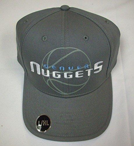 Denver Nuggets Flexfit Gorra de adidas tamaño L/XL tzl62