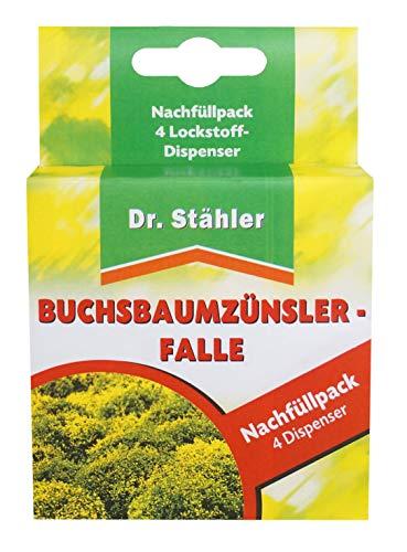 Dr. Stähler Nachfüllpack für Buchsbaumzünsler-Falle