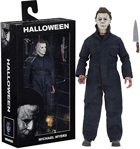 NECA Halloween (2018) - Figura de acción Michael Mayers, Multicolor