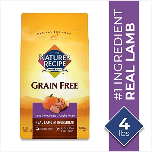 Nature's Recipe Grain Free Dry Dog Food 3