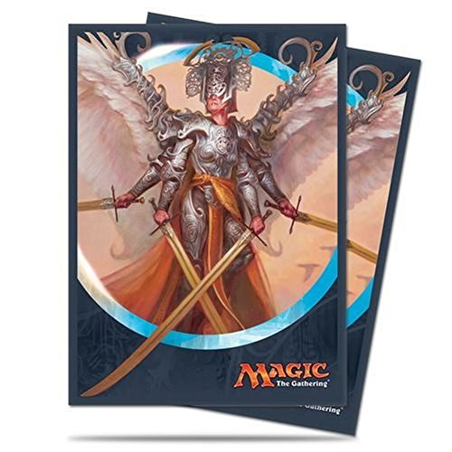 Ultra Pro Magic The Gathering: Kaladesh Standard Deck Protectors - Angel of Invention (80)
