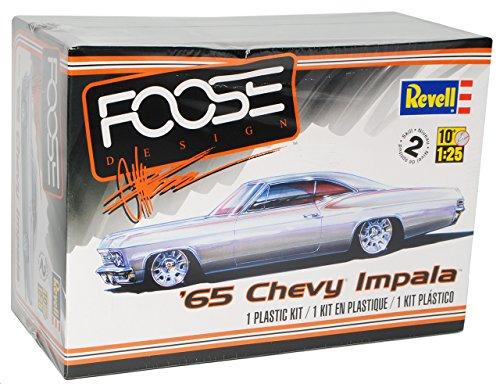 Revell Chevrolet Impala Coupe 1965 85-4190 Bausatz Kit 1/25 1/24 Monogram Modell Auto