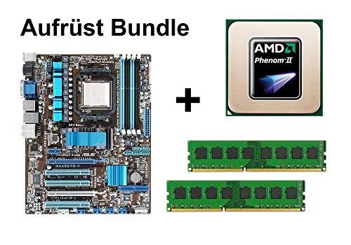 Aufrüst Bundle - ASUS M4A88TD-V + Phenom II X6 1090T + 16GB RAM #75118