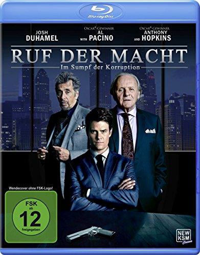 Ruf der Macht - Im Sumpf der Korruption [Blu-ray]