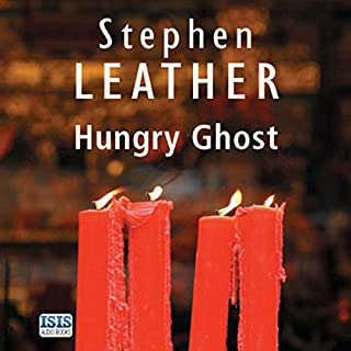 Hungry Ghost                   By:                                                                                                                                 Stephen Leather                               Narrated by:                                                                                                                                 Russell Boulter                      Length: 11 hrs and 54 mins     96 ratings     Overall 4.4