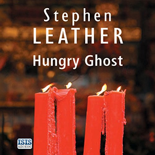 Hungry Ghost audiobook cover art