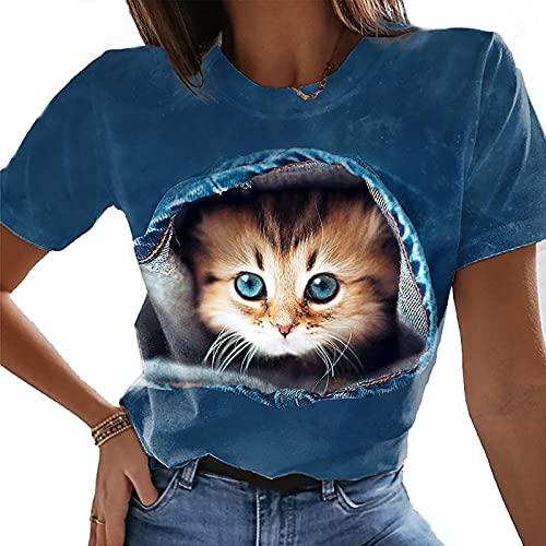 El Mejor Listado de Camisetas y tops para Mujer del mes. 9