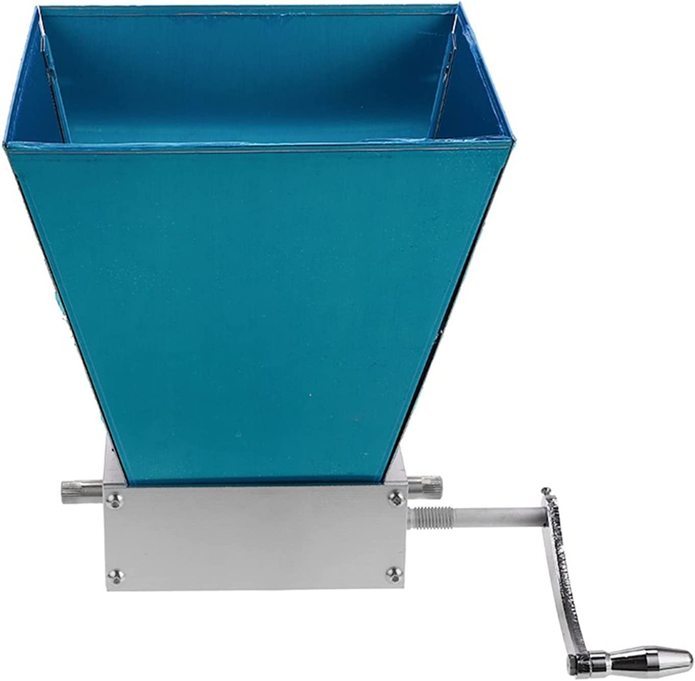 Ranking TOP19 2 Rollers Steel Barley Crusher Grain Malt Mill S for service Small