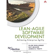 Lean-Agile Software Development: Achieving Enterprise Agility: Achieving Enterprise Agility