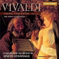 Vivaldi: String Concertos, Vol 1 (1999-11-30)
