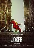 Poster affiche Joker Der Film Joaquin Phoenix Todd Phillips