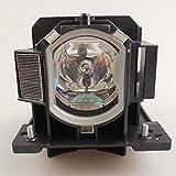periande DT01091perjector lámpara (con vivienda) para Hitachi ED-D10N, ED-D11N, ED-AW100N, ED-AW110N, CP-D10, CP-DW10N, CP-AW100N, proyector, HCP-Q3HCP-Q3W