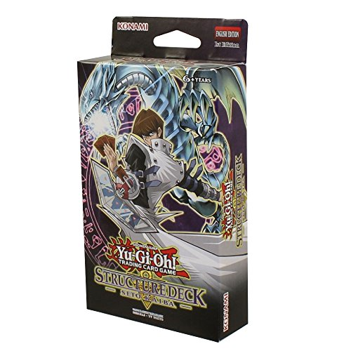 yu-gi-oh Structure Deck - Seto Kaiba - 1st Edition Factory Sealed