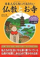 日本人なら知っておきたい仏教とお寺―仏に何を求め、どうつき合ってきたかが、やさしくわかる イラスト図解版
