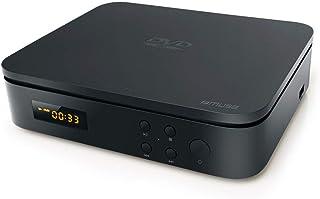 Muse M-52 BT Micro système avec Lecteur CD/MP3, USB, stéréo FM, Bluetooth, télécommande Noir