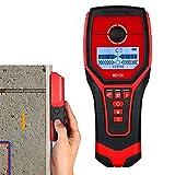 KONGZIR Stud Finder Wood Metal Detector de Metal, Sensor de Stud Electronic Scaner Scan Scan Beam Finders Detector de pared Edge Center Finding for Wood Live CA Cable Detección de metal