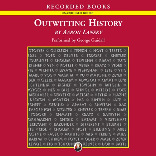 Outwitting History audiobook cover art