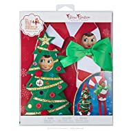 Elf on The Shelf Claus Couture Haha Holiday Costumes Novelty, Red/White/Green