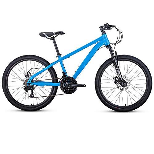 THENAGD K026 K021 Mountainbike Fahrrad, Herren Disc Brake Variable Speed Student Jugend Fahrrad 21speed K021A2dodgerblue