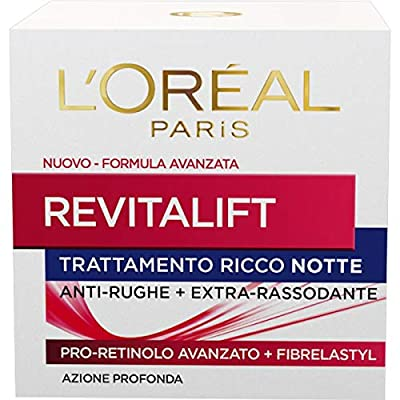 Face Cream Wrinkle Revitalift Night Paris Dermo Expertise 50 ml by L Oreal