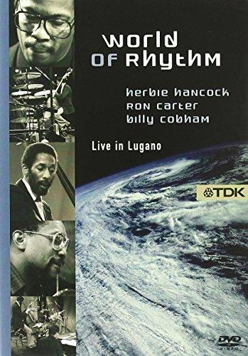 World of Rhythm - Herbie Hancock, Ron Carter, Bill Cobham (NTSC) [Alemania] [DVD]