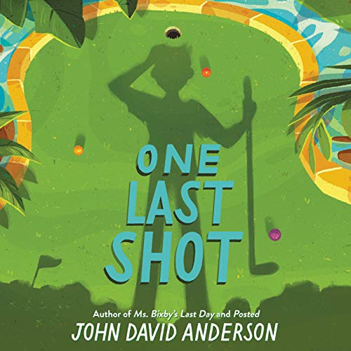 One Last Shot  By  cover art