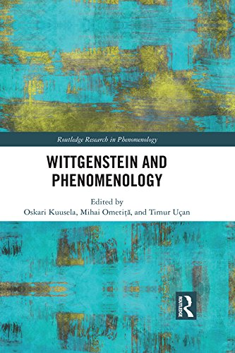 Wittgenstein and Phenomenology (Routledge Research in Phenomenology) (English Edition)