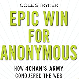 Epic Win for Anonymous cover art