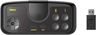 8Bitdo TG16 2.4G Wireless Gamepad for PC Engine CoreGrafx Mini, PC Engine Mini, TurboGrafx-16 Mini & Nintendo Switch (TG16...