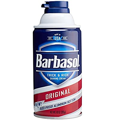Barbasol Thick and Rich