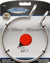 Shoreline Marine Anchor Retrieval Ring (Stainless Steel)