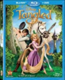 Tangled (Two-Disc Blu-ray/DVD Combo)