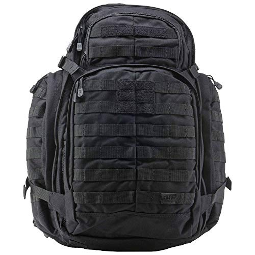 5.11 Tactical Rush 72 Backpack 58602 - Mochila Rush, Adulto, Negro, Talla única